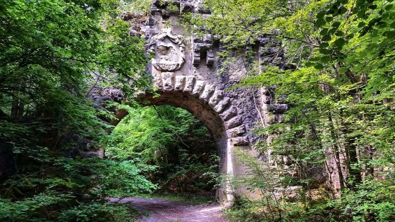 Tor Feste Kronprinz (Fort Driant)