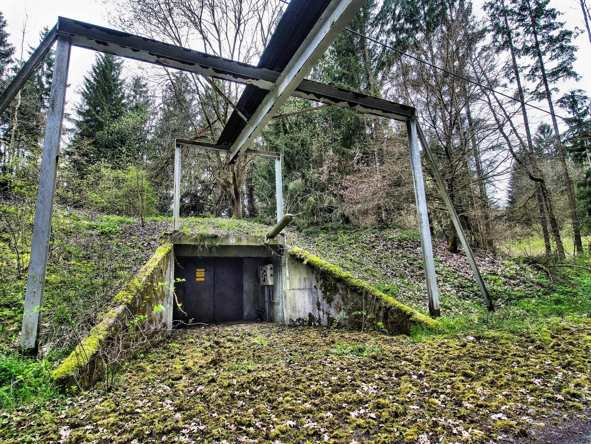 Munitionsbunker